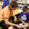 Tiger Mentors spend Friday mornings with elementary schoolers