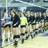 Volleyball suffers loss against Bryan Vikings