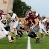 Consol narrowly loses to Richmond Foster in first game of season