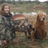Students discuss hunting as a tradition, source of food