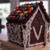A Moveable Feast: Gingerbread house requires precision, artistry