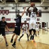Consol basketball defeats CSHS 60-57 in nailbiter match