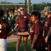 Lady Tiger softball hits three homers in Rudder game, emerges victorious 11-1