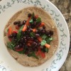 A Moveable Feast: Veggie wraps are healthy, easy meals
