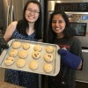 A Moveable Feast: Cinnamon chocolate chip cookies are simple chewy goodness