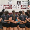Consol varsity volleyball falls to Oakridge 3-0