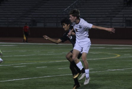 Consol boys soccer defeats College Station at first district game