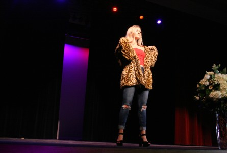 Humanitarian Club hosts annual fashion show, donates money to local organization