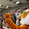 Gallery: Tigers gather at pep rally to 'wipe out' Falcons