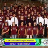 Robotics team wins notebook award at state competition
